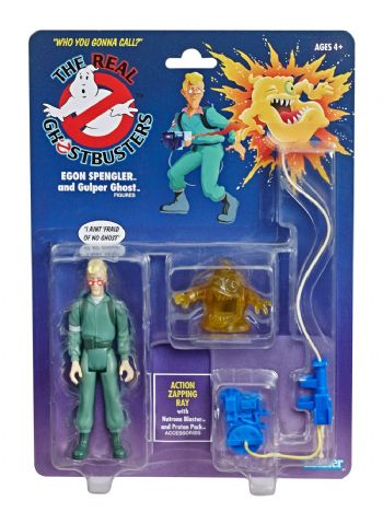 Ghostbusters - The Real Ghostbusters Animated Kenner Classics Egon Spengler Action Figure